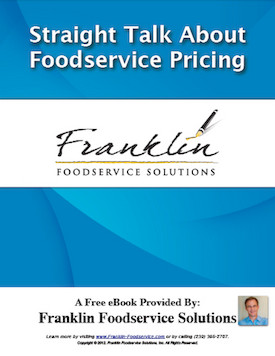 Straight Talk About Foodservice Pricing