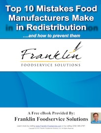 Top 10 Mistakes Food Manufacturers Make in Food Redistribution