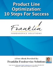 Product Line Optimization - 10 Steps for Success